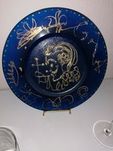 Original Plate by Salvador Dali for Daum, 1970s in Wiesbaden, GE