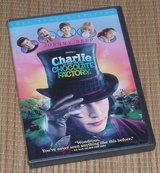 Charlie and the Chocolate Factory DVD in Yorkville, Illinois