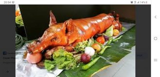 Need someone to roast a pig (Lechon) in Okinawa, Japan