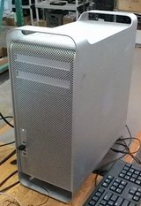 "Loaded Apple Mac Pro aluminum tower, 32 GB RAM, MacOS X.7 ""Lion"", Win10 in Fort Lewis, Washington"