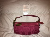 Gently used Authentic Coach purse in Cherry Point, North Carolina