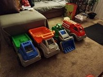Lot of 4 LARGE Vehicles in Tinley Park, Illinois