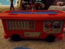 Duplo/ Lego Fire Truck Filled with Legos! in Tinley Park, Illinois