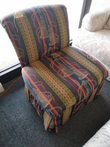 Multi-Color Pattern Side Chair in Bartlett, Illinois
