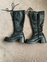 Bongo knee high boots in Plainfield, Illinois