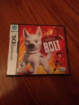 BOLT NINTENDO DS COMPLETE in Spring, Texas