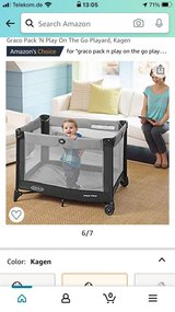 Graco Pack and Play On the Go Playard in Spangdahlem, Germany