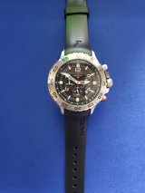 Men's Nautica NST CHRONOGRAPH WATCH - BLACK in Okinawa, Japan