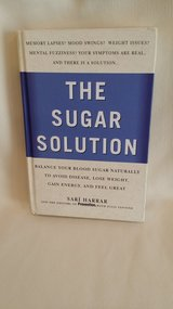 Book - The Sugar Solution - Sari Harrar in Westmont, Illinois