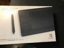 Wacom Intuous Pro Graphics Tablet BNIB in Cherry Point, North Carolina