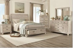 United Furniture - Sundown Bed Set - as shown with delivery in Hohenfels, Germany