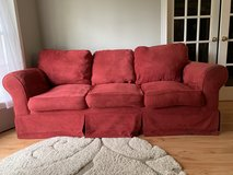 Red Sofa/Couch in Tomball, Texas