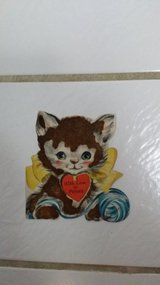 1947 VALENTINE CARD - NEVER USED in Naperville, Illinois