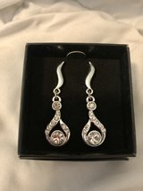 Sterling Silver Drop Earrings in Okinawa, Japan