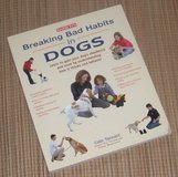 Breaking Bad Habits in Dogs Soft Cover Book in Plainfield, Illinois
