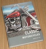 The Complete Encyclopedia of Classic Motorcycles Hard Cover Book in Plainfield, Illinois