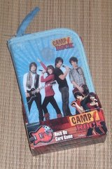 NEW Disney Camp Rock On Trivia Card Game w Zippered Case Jonas Brothers in Morris, Illinois
