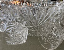 Crystal Punch Bowl in Naperville, Illinois
