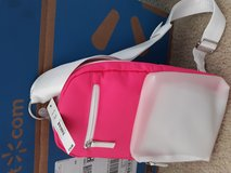 PINK ACROSS THE CHEST FASHION BAG. in Beaufort, South Carolina