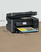 NIB Epson ET-4750 wired or wireless color printer in Cherry Point, North Carolina