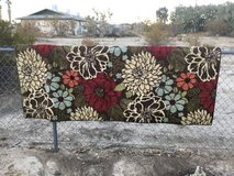 "Area rug, 6'10"" x 5'2"" in 29 Palms, California"