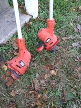 2 electric weedesters in Baytown, Texas