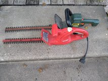 2 electric trimmers in Baytown, Texas