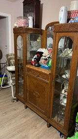 antique cabinet in Travis AFB, California