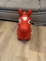Rody Bounce Horse Toy in Spangdahlem, Germany