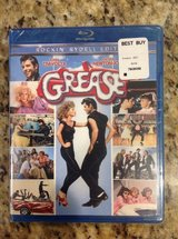 NEW Grease Blu-Ray Movie in Morris, Illinois