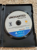 Uncharted Collection PS4 Game in Camp Lejeune, North Carolina