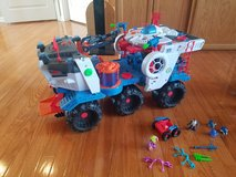 Imaginext Space Set in Naperville, Illinois