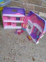 Doll house in Spring, Texas