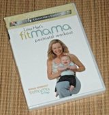 NEW Leisa Harts FitMama Postnatal Workout DVD Shed Baby Fat in Joliet, Illinois