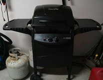 PPU Bookoo Fan 0571 - $80 Charbroil Gas Grill with two tanks - FIRM in Okinawa, Japan