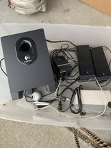 woofer and 5 speakers plus camera in Travis AFB, California