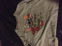 Stitch Christmas top in Ramstein, Germany