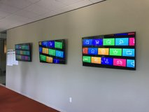 TV Mounting network wiring in Tomball, Texas