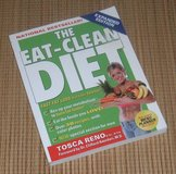 The Eat Clean Diet Soft Cover Book in Morris, Illinois