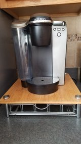 Keurig coffee maker with water filters in Aurora, Illinois