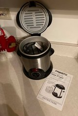 Presto mini deep fryer in Plainfield, Illinois