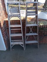 two 5' ladders in Clarksville, Tennessee