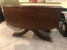 Dining drop leaf table in Plainfield, Illinois