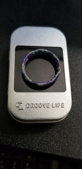Groove Life Ring Size 11 with case in Alamogordo, New Mexico