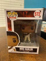 IT Funko Pop Mike Hanlon in Yorkville, Illinois
