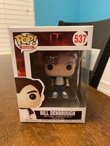 IT Funko Pop Bill Denbrough in Yorkville, Illinois