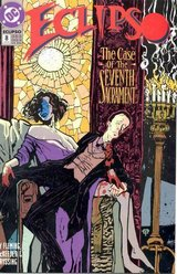 Eclipso #8 - The Case of the Seventh Sacrament in Okinawa, Japan