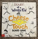 Diary of A Wimpy Kid Cheese Touch Board Game in Fort Campbell, Kentucky