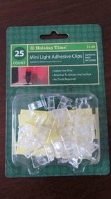 Mini Christmas Light Clips in Joliet, Illinois