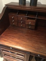 antique wooden desk in Wiesbaden, GE